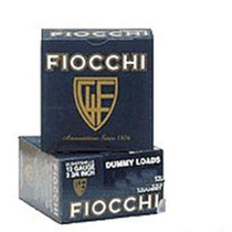 Fiocchi Handgun Blank 9mm 50 Bx/ 20 Cs