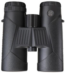 Sig Zulu5 Binocular 10X42mm HD Lens Close Bridge Graphite