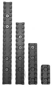 "Samson Evolution Rail Kit 4"" (1 Rail) 4"" 6061-T6 Anodized Alum Black"