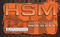 HSM .300 AAC Blackout, 220 Gr, HPBT, 20rd/Box