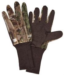 Hunters Specialties Net Gloves Xtra Green