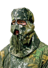 Primos Ninja Face Mask Mossy Oak New Break-Up Full Hood Cotton
