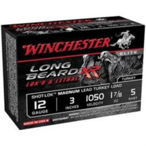 Winchester Long Beard XR, 12 Ga, #5 Lead, 3 1-7/8 Oz, 10rd/Box