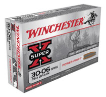Winchester Super X 30-06 Springfield Power-Point 150gr, 20Box/10Case