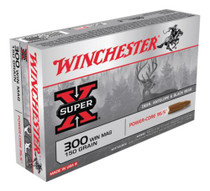 Winchester Super-X Power Core 300 Win Mag 150 Grain Power Core 95-5 20rd Box