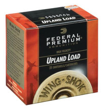 "Federal Premium Prairie Storm FS Lead 20 Ga, 2.75"", 1350 FPS, 1oz, 4 Shot, 25rd/Box"