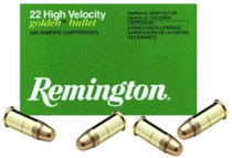 Remington22Short 29GR HV Plated Lead Round Nose 50rd/Box