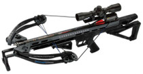 Carbon Express Intercept Supercoil Crossbow 360FPS 4x32mm Scope Typhon Camo