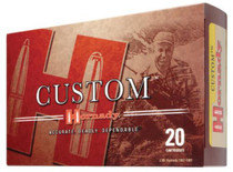 Hornady Custom 7mm Weatherby Magnum 139 Grain GMX
