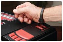 Hornady RAPiD Safe RFID Wrist Band Black