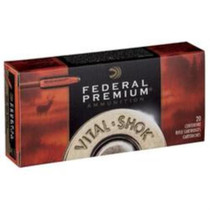 Federal Ammunition Vital-Shok .30-30 Winchester 150 Grain Trophy Copper 20rd/Box