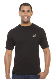 Glock Short Sleeve Perfection T-Shirt Medium Cotton Black