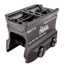 Daniel Defense Aimpoint Micro Mount Absolute & 1/3 Lower Co-Witness