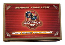 "HEVI-Shot Hevi-13 12 Ga, 3.5"", 2-1/4oz, 4 Shot, 5rd/Box"