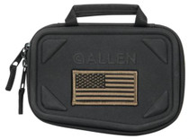 """Allen Company Inc Conceal And Carry Outfit Handgun Cases Measures 9.5x6.5x2 Inches with Inside the Pocket Holster fits 3-4"""" Medium Frame Autos Black"""