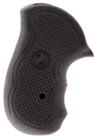 Pachmayr Diamond Pro Grip Enhancer, Ruger, Black Polymer/Rubber