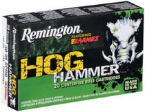 Remington Hog Hammer .308 Winchester 168gr, Barnes TSX 20rd Box