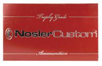 Nosler Trophy Grade .30-06 Springfield 168gr, E-Tip, 20rd/Box