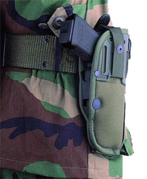 Bianchi M1415 Thumbsnap System Fits M12, UM84, UM92 Semiautos Black Nylon