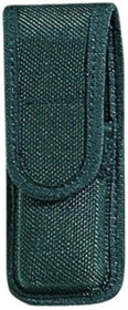 "Bianchi Single Mag Pouch 7303 Up to 2.25"" Belt Black Accumold Trilaminate, Fits BDA 380, Colt Gov 380"