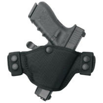 Bianchi 4584 Evader Holster For Colt Officers/Commander/Para LDA/Kimber Custom II/Springfield 1911-A1/Smith & Wesson 1911 Black Right Hand