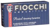 Fiocchi 38SWSHL 38S&W SHRT 145GR Lead Round Nose 50Box