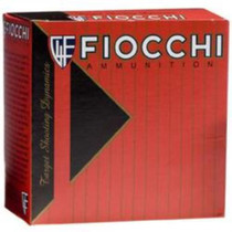 "Fiocchi Target Shotshell Loads 20ga, 2.75"", 8 shot, 7/8oz, 25rd/Box"