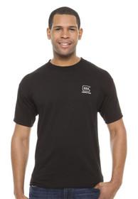 Glock Short Sleeve Perfection T-Shirt, Large, Cotton, Black