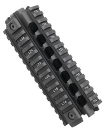 ERGO Z RAIL Two Piece Replacement Handguard System