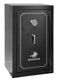 Winchester Safes Home and Office 12 Home and Office Black (Freight approximate, actual may vary)