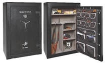 Winchester Safes Big Daddy 28 Safe, Electronic Black (Freight approximate, actual may vary)