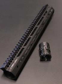 V7 Enlightened Keymod Handguard, 15""