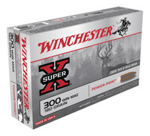 Winchester Super X 300 Win Mag Power-Point 180gr, 20Box/10Case