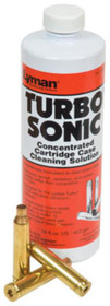 Lyman Turbo Sonic Cleaning Solution Brass Case Cleaner 16 oz