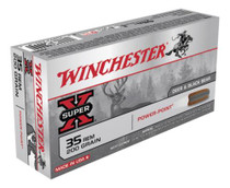 Winchester Super X 35 Remington Power-Point 200gr, 20rd Box