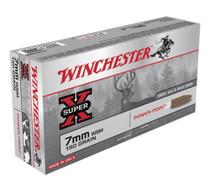 Winchester Super X 7mm Win Short Mag Power-Point 150gr, 20Box/10Cs