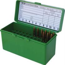 MTM Case Gard Case-Gard 60 .220 Swift to .458 Winchester Green