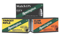 Remington Eley .22 LR Target Rifle 40gr, Lead Round Nose, 50rd/Box