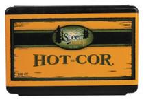 Speer Rifle Bullets Hot-Cor .30 Caliber .308 150 Gr, Spitzer, Soft Point, 100/Box