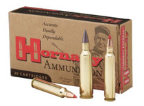 Hornady V-Max 22-250 Remington 40GR V-Max 20rd Box