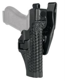 Blackhawk Level 3 SERPA S&W M&P 9/40, Auto Lock, Duty Basket Weave, Black, Right Hand