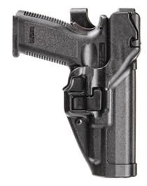 Blackhawk Level 3 Serpa Auto Lock Duty Matte Black Right Hand For Springfield XD/XDM