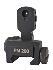 ProMag Flip Up Ranging Rear Sight M16/AR-15