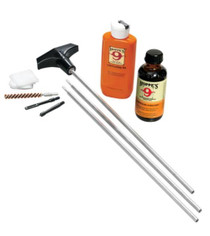Hoppe's Hoppes Cleaning Kit Rifle 22-225 Clam Pk
