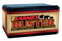 Barnes Buster Bullets .454 Casull .451 Diameter 325 Grain Flat Nose Flat Base