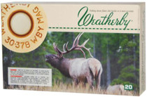 Weatherby .30-378 Weatherby Magnum 180gr, Barnes, Triple-Shock X Bullet, 20rd/Box
