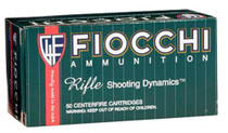 Fiocchi 300WMA Rifle Shooting 300 Win Mag Pointed Soft Point 150gr 20Box/10Case