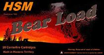 HSM Bear Load .460 S&W, 325 Gr, 20rd Box