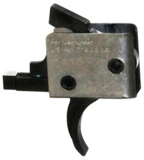 CMC Triggers AR-15/AR-10 Single Stage Traditional Curved Trigger Group Large Pin