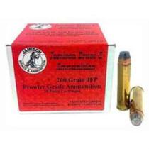 Jamison .454 Casull, 260 Gr, JFP, 20rd/Box